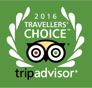 2016 Travellers' Choice Award