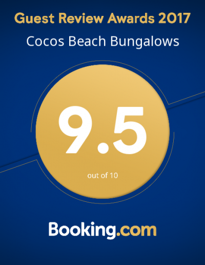 bookingcom award